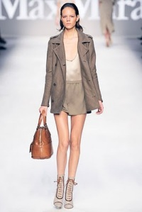 Max Mara Soft Army Looks